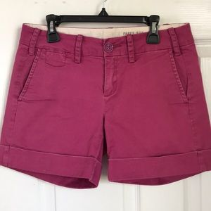 Anthropologie Shorts - Anthropologie Paper Boy shorts